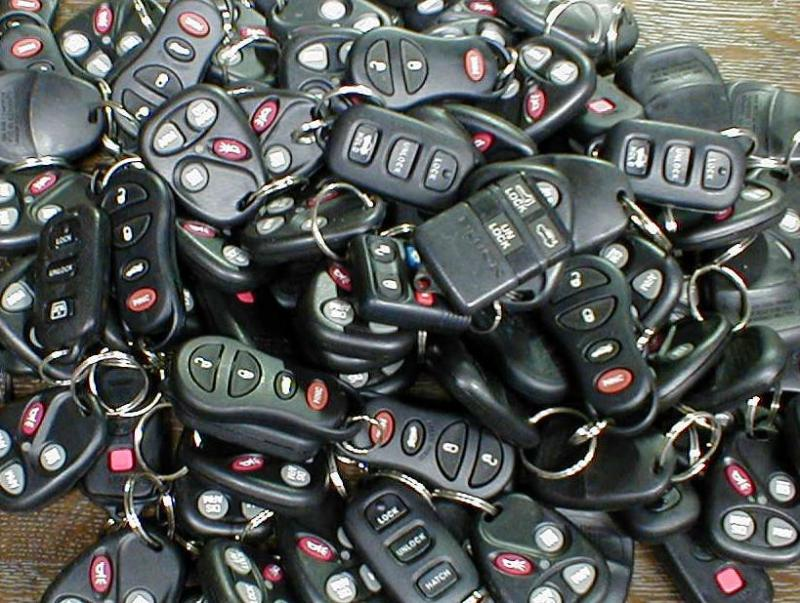 York Automotive Locksmith Keyless Remotes